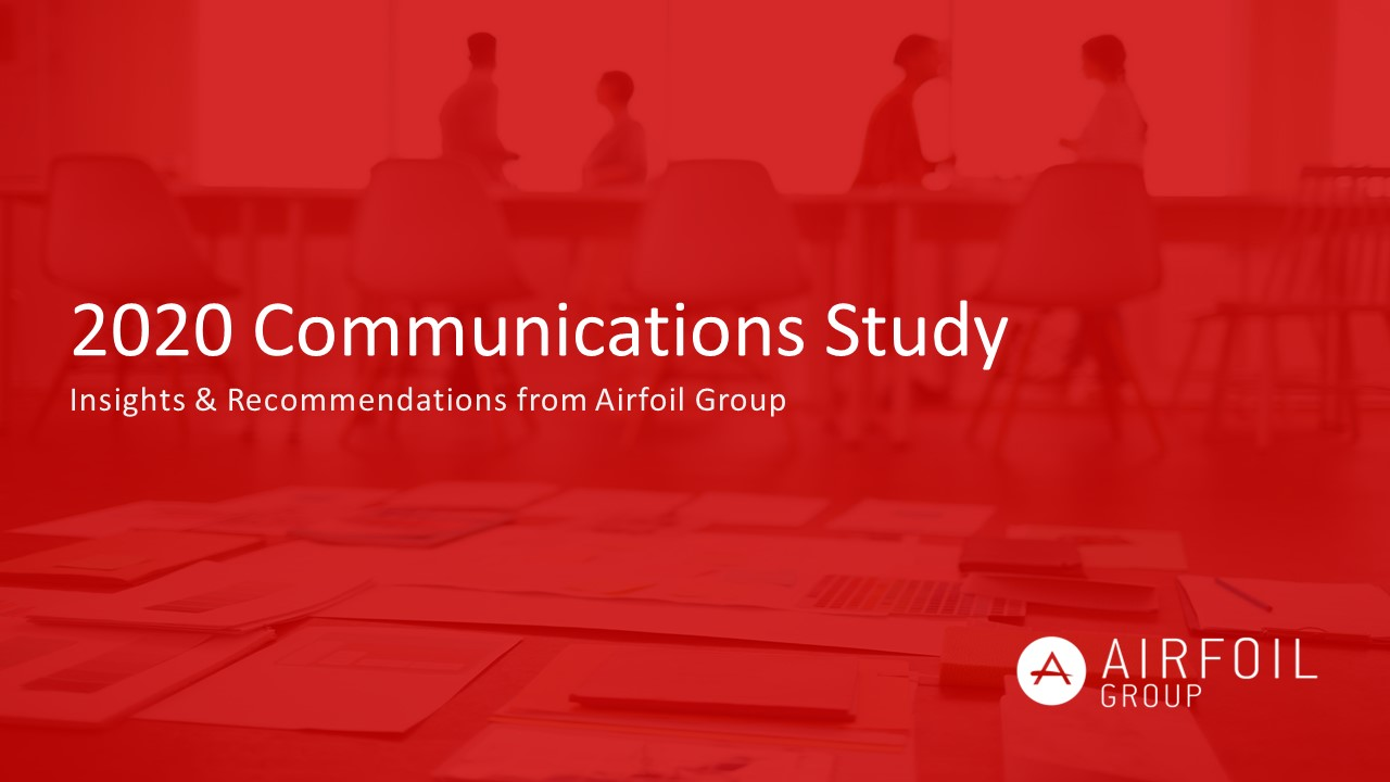 Airfoil Study: COVID-19 is changing how businesses communicate